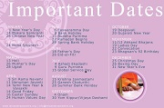 Important Dates 2017 SMALL